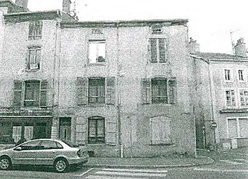 Immeuble à Mirecourt